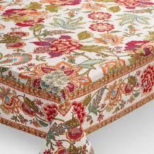 cotton tablecloths world market
