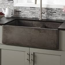 Cheap Farmhouse Kitchen Sinks Trails 33 X 21 Basin Farmhouse Kitchen Sink
