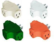 electrical outlet adapter ebay