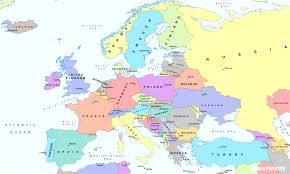 map euorpe europe map other maps remarkable of europ creatop me