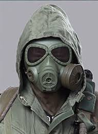Cool Mask Gas Mask Style Full Face Cool Airsoft Mask Od Cm4 Ok 9981