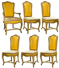 French Yellow Chair Decorating Around Butter Yellow French Gray And Natural Raw Woods