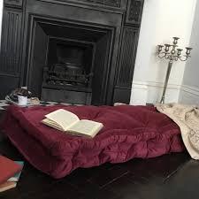 velvet floor cushion mattresstufted cushion futon cushion