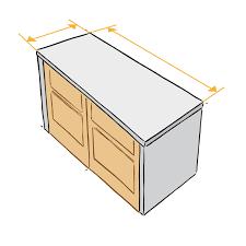 profondeur plan de travail cuisine home inox plan de travail sur mesure avec jambage