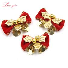 online shop new 10pcs diy christmas tree bow christmas ornaments
