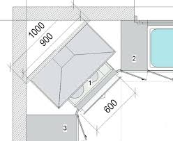 meuble bas angle cuisine meuble d angle bas cuisine mediacult pro