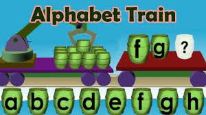 alphabet train abc alphabetical order game fun exercises for