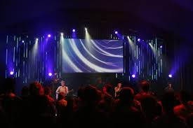 concert lighting design schools how to create big stages with small budgets the creative pastor