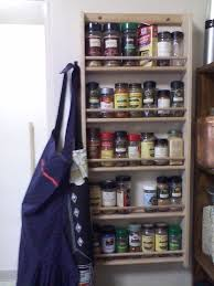Bed Bath Beyond Shelves Kitchen Alluring Wall Mount Spice Rack For Your Kitchen