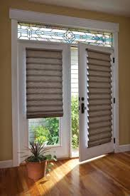 Curtains For French Doors In Kitchen by Kitchen Cool Bathroom Blinds Door Shades Blinds For French Doors