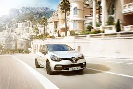 renault monaco renault clio rs monaco gp flagship touches down at 38 290