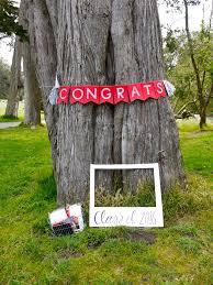 Diy Graduation Party Decorations Diy Congrats Banner And Photobooth Setup Law Graduation