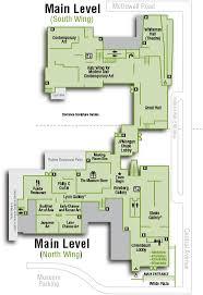 Museum Floor Plan Museum Map