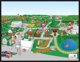 Map Of Joliet Il Goebbert U0027s Pumpkin Patch Farm And Family Center