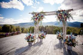 Vermont Wedding Venues Wedding Meadow Dream In This Barefoot Trapp Family Lodge Stowe