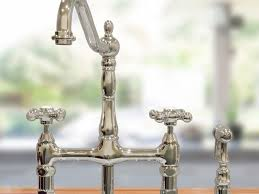 kitchen bridge faucets for kitchen and 18 369567 l vintage