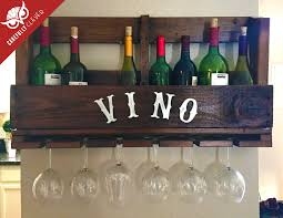 pallet wine rack u2013 diy pallet wine rack carefully clever