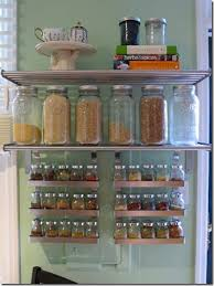 kitchen spice organization ideas grains and spices organization shelves and spice jars from ikea i