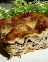 cuisiner cepes frais recette lasagnes aux cèpes pour 4 personnes grand frais