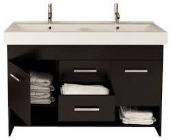 large bathroom vanity cabinets rigel large double sink modern bathroom vanity cabinet modern