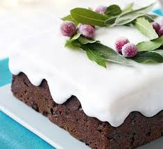 Chocolate Christmas Cake U2013 Best Family Party Dinner Menu Dessert