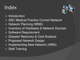 hardware design proposal network proposal ppt