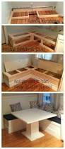 Dining Room Benches With Storage 25 Best Dining Bench Seat Ideas On Pinterest Dining Booth