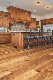 Kitchens With Hickory Cabinets Best 25 Hickory Flooring Ideas On Pinterest Hickory Wood Floors