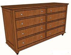 Woodworking Plans For Dressers Free by Free Dresser Plans How To Build A Chest Of Drawers Wood Stuff