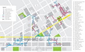 Dallas Area Map Digging Into The Dallas Pedestrian Network U2013 Towers