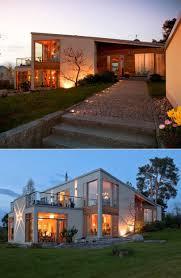 House Modern Design Modern House With Lots Of Windows Modern Designs Pinterest