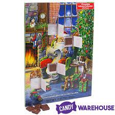 chocolate advent calendar santa s or list chocolate advent calendar