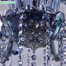blue crystal chandelier light blue crystal chandeliers light shop light ideas