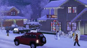 sims 3 holiday lights marvelous sims 3 seasons holiday lights one of the coolest parts