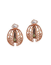 outhouse earrings buy starlight earrings by outhouse available at ogaan online shop