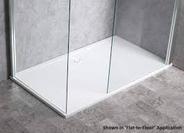 shower genesis deluxe 25mm shower trays p amazing shower tray