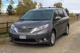2015 Toyota Sienna Interior 2015 Toyota Sienna Overview Cars Com