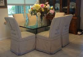 emejing slipcovers for dining room chair seats gallery home