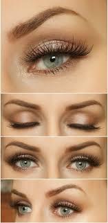 more natural eye makeup
