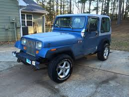jeep 1989 1989 jeep wrangler 55 000 original miles base sport utility 2 door