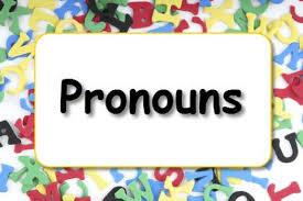 pronouns learnenglish kids british council