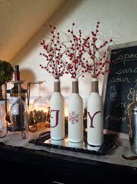 christmas joy wine bottle craft u2026 pinteres u2026
