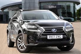 lexus glasgow twitter used 2017 lexus nx 300h 2 5 se 5dr cvt for sale in surrey