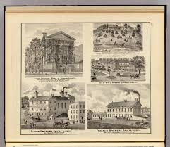 Illinois Brewery Map by Banks Residences And Breweries In Shawneetown Galena And Massac