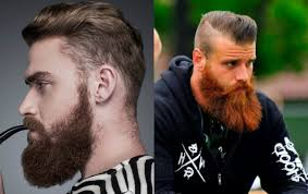haircuts with beards hairstyle and beard for short men men s hairstyles beards trends