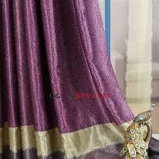 Purple Room Darkening Curtains Purple Room Darkening Curtains Decor With Purple Color