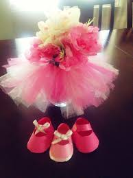tutu centerpieces for baby shower tutu vase centerpiece for a baby shower party ideas