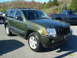 silver jeep grand cherokee 2006 2006 jeep green metallic jeep grand cherokee laredo 4x4 38623261