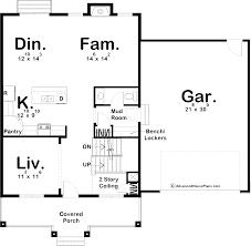 2 Floor House Plans 2 Story Prairie House Plan Faust