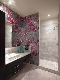 bathroom with wallpaper ideas bathroom wallpaper ideas printmo co